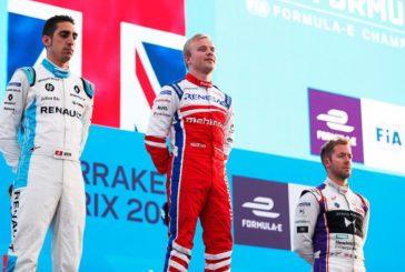 Formule E – Sébastien Buemi, 2e derrière Rosenqvist à Marrakech