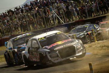 EKS Audi Sport to attack in World RX with Bakkerud and Ekström