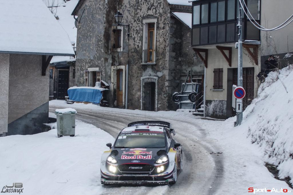 WRC - Monte-Carlo : Et à la fin, c'est Ogier qui gagne ! Podium de classe pour Olivier Burri