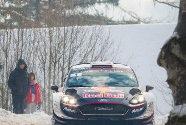 WRC – Monte-Carlo : Et à la fin, c'est Ogier qui gagne ! Podium de classe pour Olivier Burri