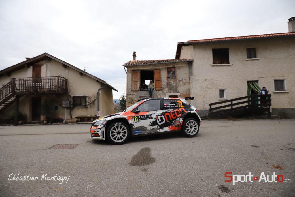 WRC - Monte-Carlo, J2 : tout est possible !