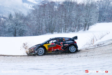 "WRC – Monte-Carlo, J3 : conditions ""monte-carlesques"" !"