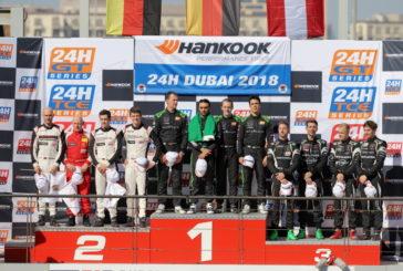 24H Dubai – Rolf et Mark Ineichen sur le podium, Florian Thoma s'impose en TCE