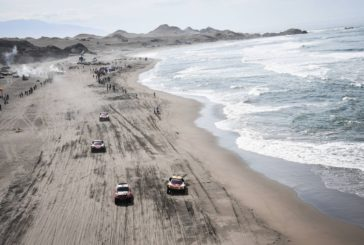 The sands of time wait for none on stage four of 2018 Dakar Rally