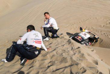Sébastien Loeb becomes latest high-profile withdrawal at Dakar