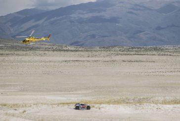 Wrong turns and sun burns dominate stage 10 of the Dakar Rally