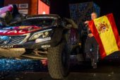 Four category wins for Desert Wings at 40th anniversary of Dakar Rally