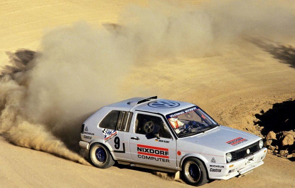 Romain Dumas à Pikes Peak avec Volkswagen