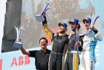 Vergne s'impose devant Lotterer et Buemi à l'e-Prix de Santiago