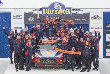 Thierry Neuville won the rally Sweden