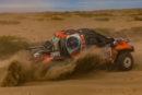 Dakar 2018 – Eugénie Decré : par amour des dunes !