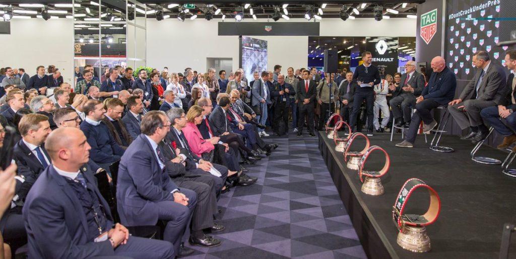 Salon de Genève - La Conférence de Presse de TAG Heuer