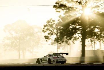 Podiumserfolg für Mercedes-AMG Motorsport beim 12-Stunden-Rennen von Sebring