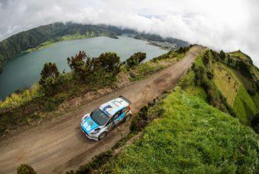 R5 x 35 for Azores ERC season opener !