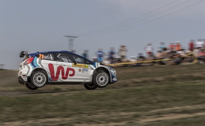 Habaj strives for the ERC top five