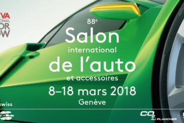 Salon de Genève 2018 – LIVE !