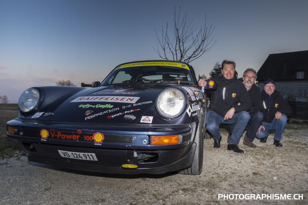 "Rallye ""Moritz Costa Brava"" : avec Guy Trolliet et Sébastien Moulin"