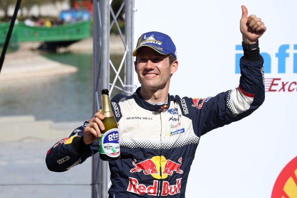 WRC - Sébastien Ogier reprend les rênes du championnat au Mexique