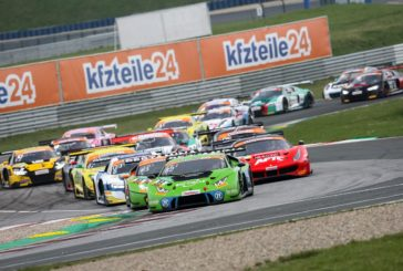 Premiere in Tschechien: Start frei für das ADAC GT Masters in Most