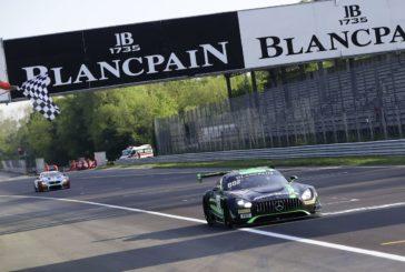Doppelpodium für Mercedes-AMG Motorsport im ersten Endurance Cup-Lauf der Blancpain GT Series