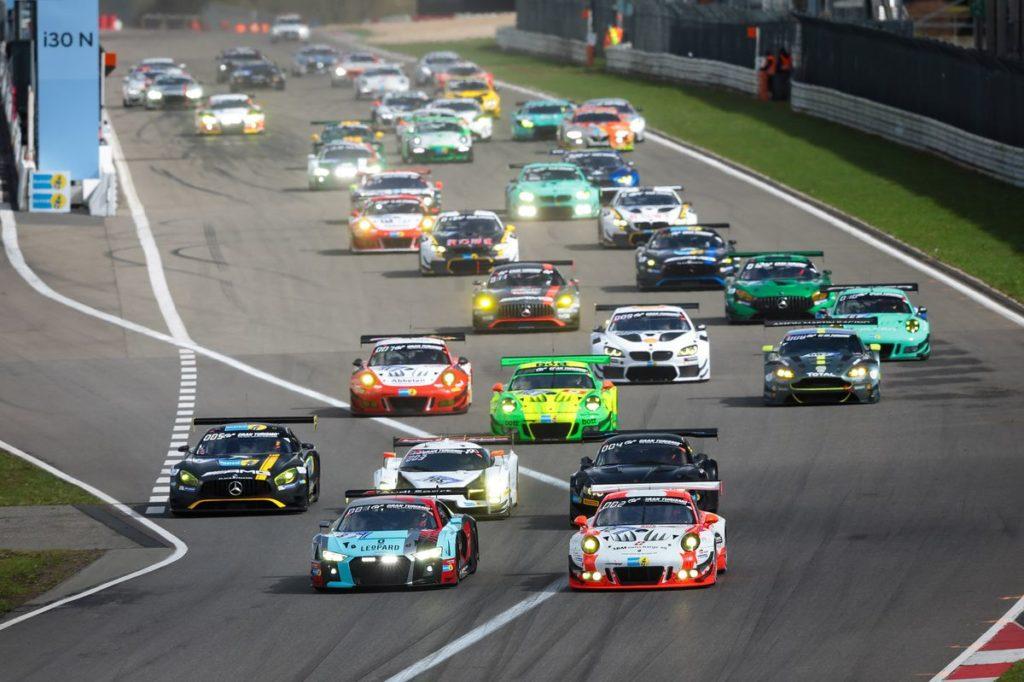24h Nürburgring – Edoardo Mortara troisième de la course de qualification