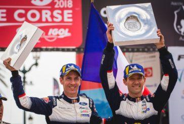 WRC – Sébastien Ogier s'impose sur l'île de Beauté