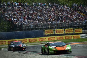 GRT Grasser Racing – mit Platz 4 – knapp am Podium vorbei. In Monza (I) wurde man vom Veranstalter klar benachteiligt