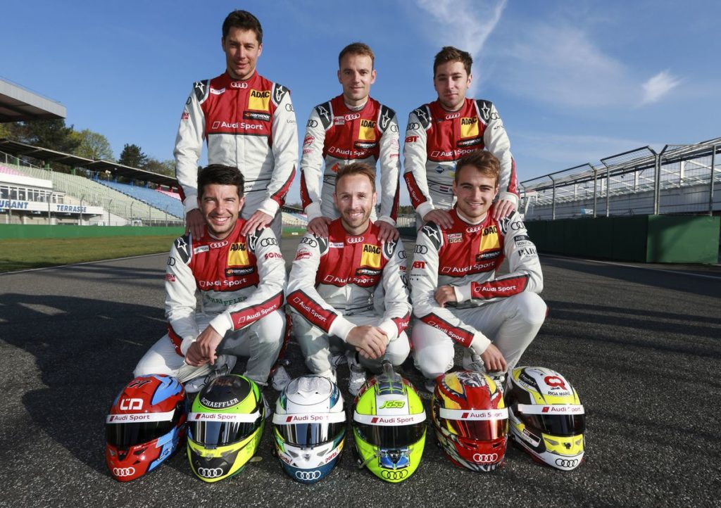 DTM: Audi Sport on title defense mission - Sport-Auto.ch