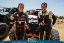 Eugénie Decré : belle expérience et top-10 à l'Afriquia Merzouga Rally
