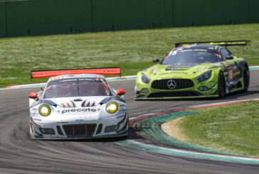24h Series – Herberth Motorsport returns to winning form at the 12h Imola