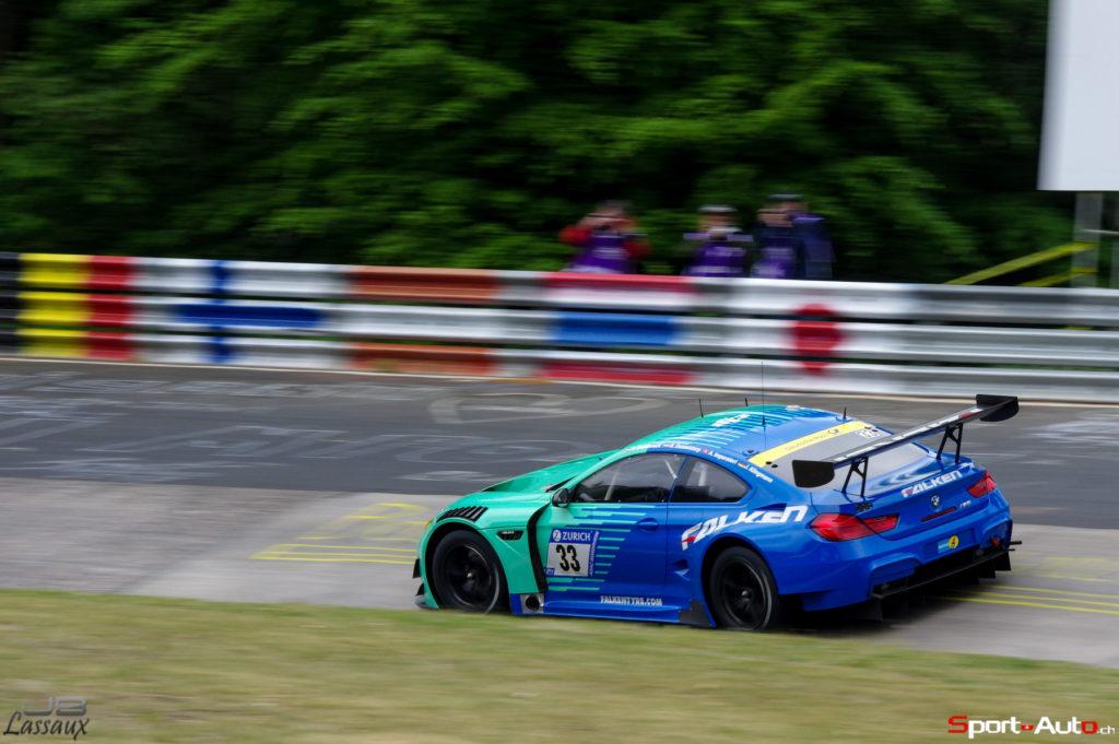 24h Nürburgring 2018 - Les Helvètes au départ