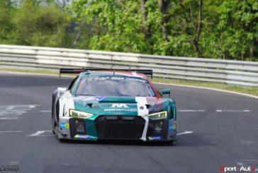 Enttäuschung für Audi bei den 24 Stunden auf dem Nürburgring