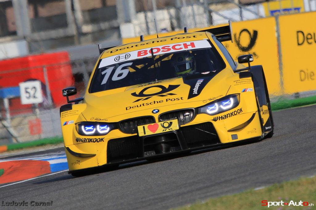 DTM – Timo Glock s'impose au terme d'une course folle