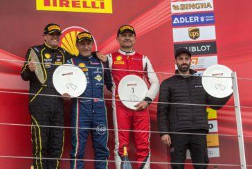 Challenge Ferrari – Victoire pour Christophe Hurni