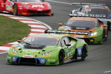 ADAC GT Masters auf dem Red Bull Ring: Highspeed in den Alpen