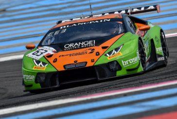 Tough Race For GRT Grasser Racing Team in Paul Ricard