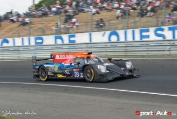 Jonathan Hirschi – Un podium aux 24 Heures du Mans !
