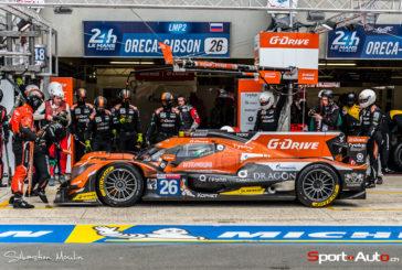 24 heures du Mans – Le classement LMP2 en suspend