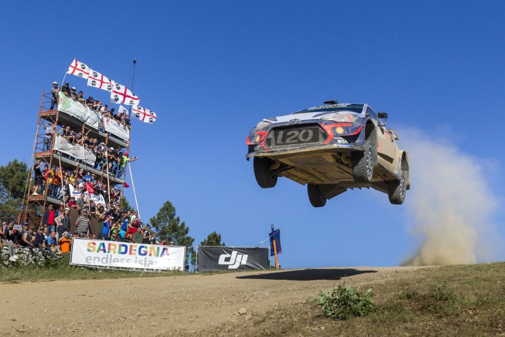 WRC - Rally Italia Sardegna : suspense jusqu'au bout !