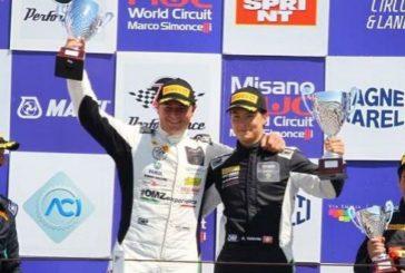 Alain Valente mit erneutem Sieg in Misano !