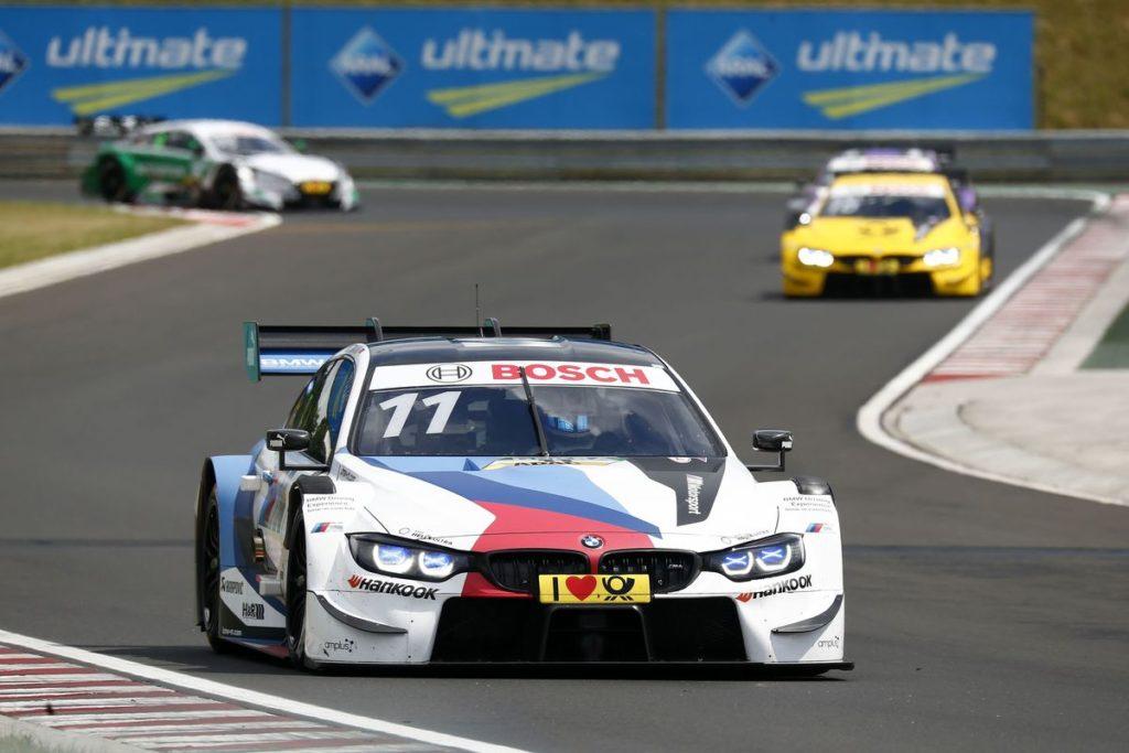 DTM – BMW récupère une victoire sur fond dramatique