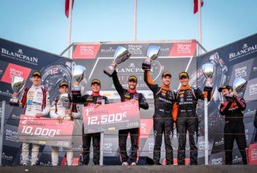 Blancpain GT Series – Raffaele Marciello sur le podium de Misano