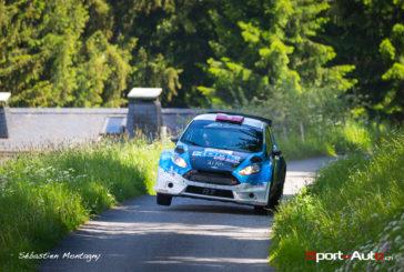 Le couple Schneeberger remporte le Rallye du Chablais 2018