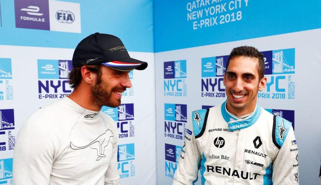 Formule E - Le titre à Jean-Eric Vergne et un nouveau podium pour Sébastien Buemi