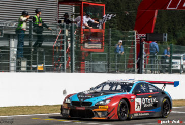 One-two result for BMW at the 24 Hours of Spa-Francorchamps – Walkenhorst Motorsport wins ahead of ROWE Racing