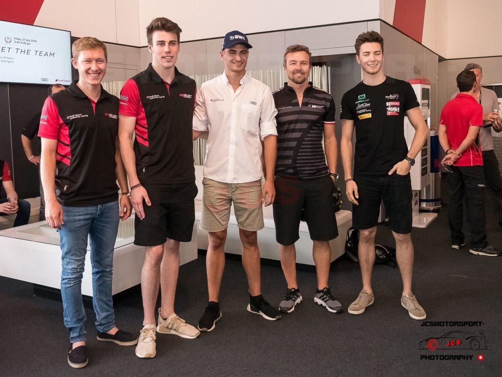 24h de Spa - Les pilotes et équipes suisses