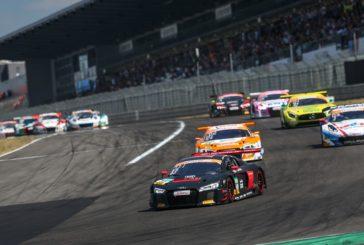 ADAC GT Masters – Audi-Duo Salaquarda/Stippler siegt im Sonntagsrennen auf dem Nürburgring
