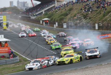 ADAC GT Masters – Renauer and Jaminet in first Porsche win of season at Zandvoort