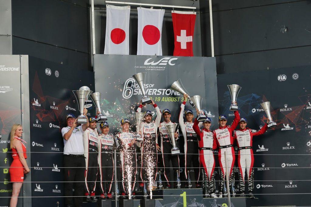 WEC: Victoire de l'écurie suisse Rebellion et du pilote genevois Mathias Beche à Silverstone