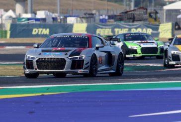 Audi Sport-Kunden mit Erfolgen in Italien und Kanada